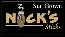 Nick's Sticks Sun Grown Churchill